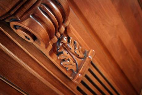 Design Detail of Custom Luxury Home by Madison Custom Homes Inc. - Central Indiana