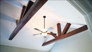 Family Room Design Detail of Custom Luxury Home by Madison Custom Homes Inc. - Central Indiana