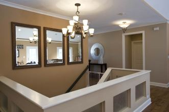 Great Room Design Detail of Custom Luxury Home by Madison Custom Homes Inc. - Central Indiana
