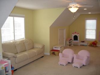 Bonus Room: Playroom, Home Office, Storeroom, Studio, Sitting Room, Den; Indiana Home Builder, Indianapolis, Boone / Hamilton / Madison / Marion / Morgan / Shelby County