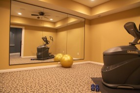 Bonus Room; Workout Room; Exercise Equipment