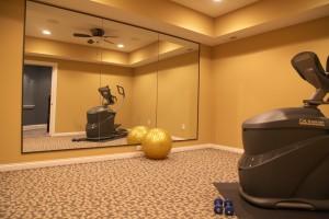 Bonus Room; Workout Room; Exercise Equipment