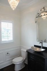 Bathroom of Custom Luxury Home by Madison Custom Homes Inc. - Central Indiana