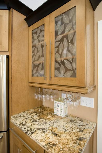 Kitchen Design Detail of Custom Luxury Home by Madison Custom Homes Inc. - Central Indiana